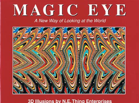 magic picture book library of rescued books magic eye a new way of