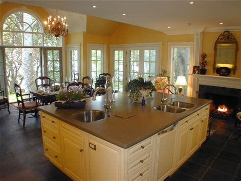 great kitchen new homes will be smaller greener and more casual by 2015