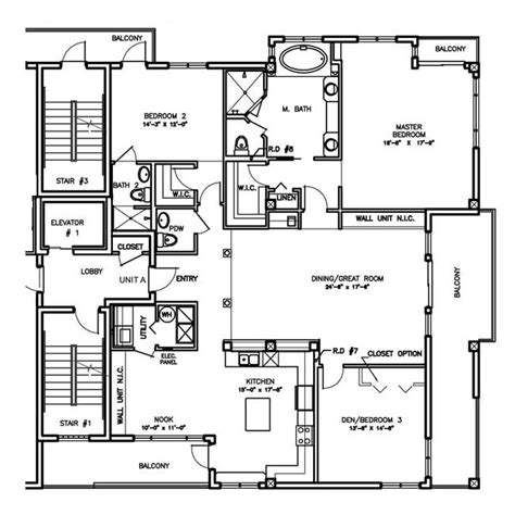 building plans floorplans