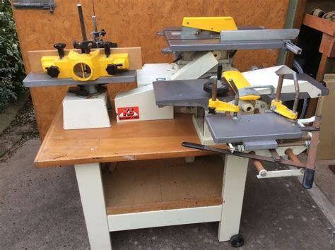 combination woodworking machine for sale kity combination woodworking machine in montrose angus