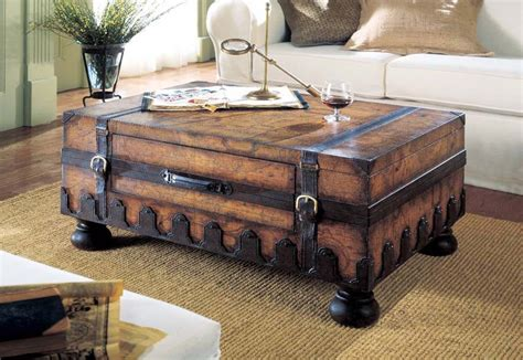 trunk for coffee table trunk coffee table design images photos pictures