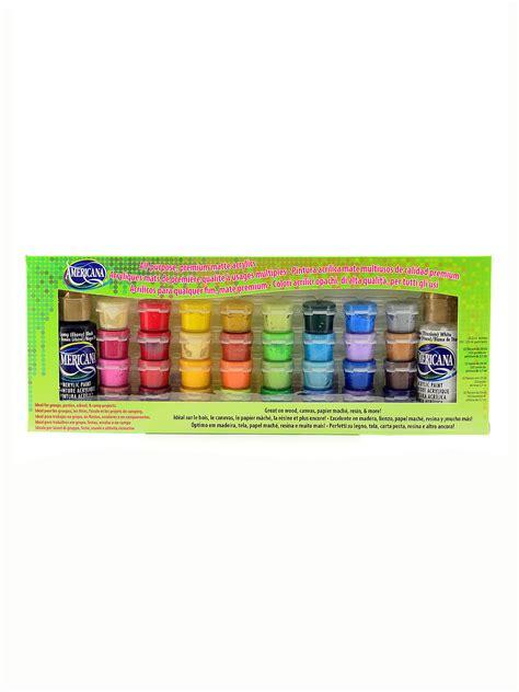 deco americana acrylic paint chart decoart americana acrylic paint value pack misterart