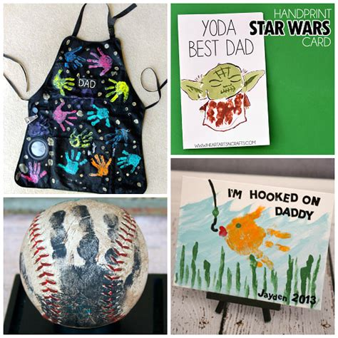 craft gifts for s day handprint gift ideas from crafty morning