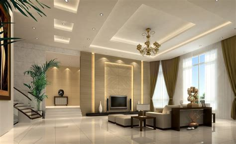 modern minimalist living room tv wall and ceiling ideas