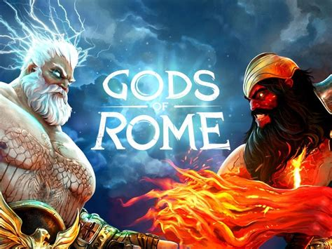 of gods gameloft s next pits the gods of rome in all out