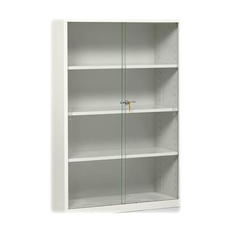 metal and glass bookshelves bookcase metal metal bookcases with glass doors vintage