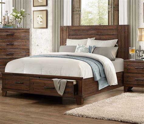 distressed bedroom furniture sets homelegance brazoria bedroom set distressed wood