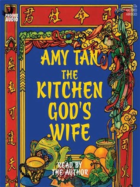 The Kitchen Gods Wife by The Kitchen God S Wife By Amy Tan 183 Overdrive Ebooks