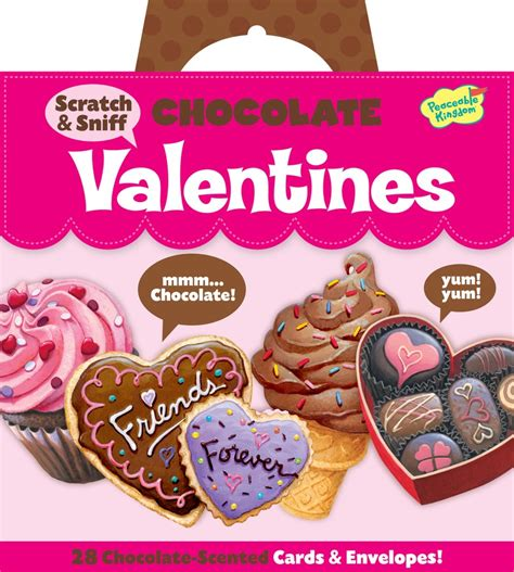how to make scratch and sniff cards peaceable kingdom scratch sniff chocolate valentines