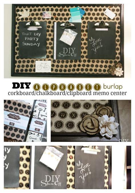 diy chalkboard memo board 25 best ideas about corkboard calendar on