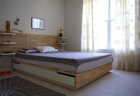 mandal headboard ikea ikea mandal bed and headboard home decor ideas