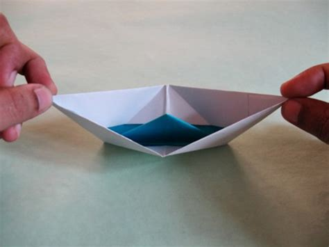 how to make origami snapper origami boat directions