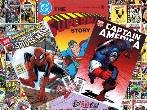 A Beginner S Guide To Collecting Comics Cross Culture