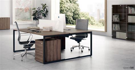 walnut office desks office desks frame walnut desk