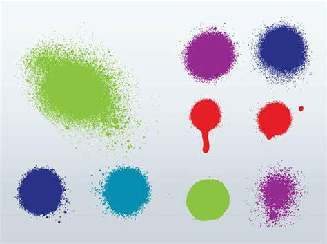 spray paint brush illustrator 10 free packs of vector brushes for adobe illustrator
