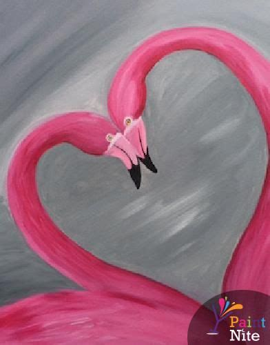 paint nite joe s crab shack 735 best images about flamingos on flamingo