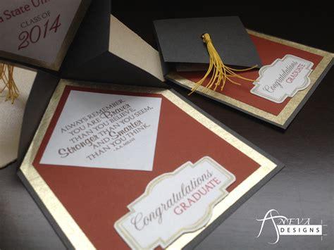how to make a graduation cap card graduation fold cap card aneva designs llc