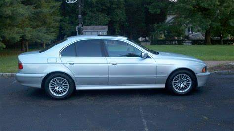 2002 Bmw 5 Series by Bmw 5 Series 530i 2002 Auto Images And Specification