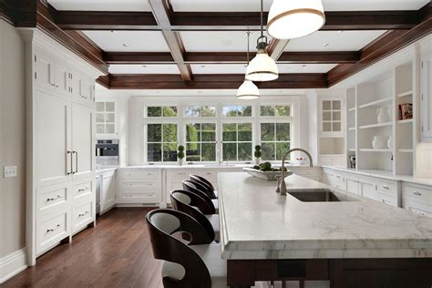 beautiful kitchens with white cabinets 37 gorgeous kitchen islands with breakfast bars pictures