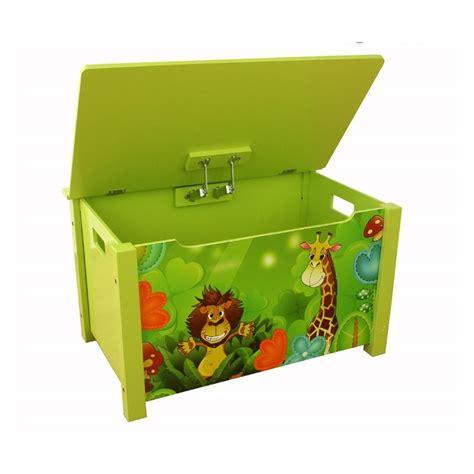 coffre 224 jouets en bois meuble chambre enfant motif jungle 71x52x46 cm ape06037 d 233 coshop26