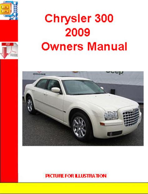 service manual free 2009 chrysler 300 repair manual service manual download car manuals 2003