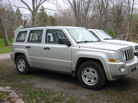 how it works cars 2008 jeep patriot user handbook 2008 jeep patriot exterior pictures cargurus