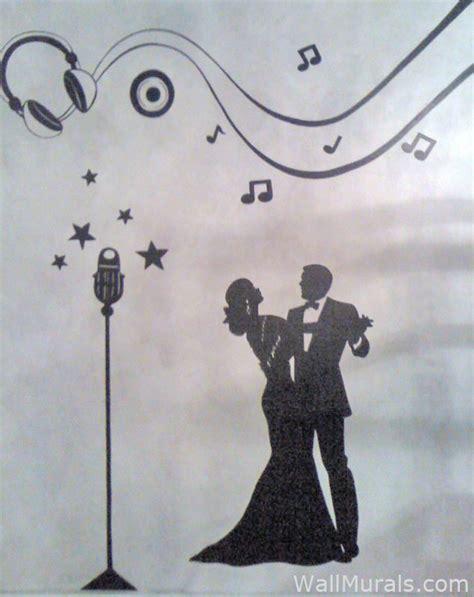 Music Wall Murals music murals by colette music themed murals music