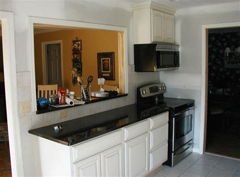 kitchen pass through design pictures kitchen move stove microwave and add a pass through