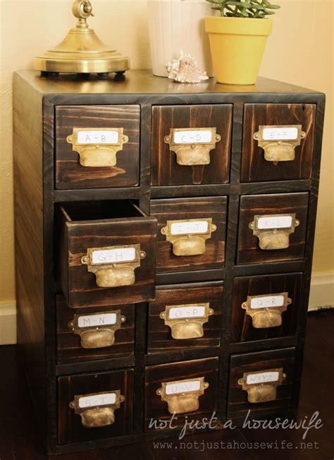 how to make a card catalog cabinet file cabinet design vintage library card file cabinet