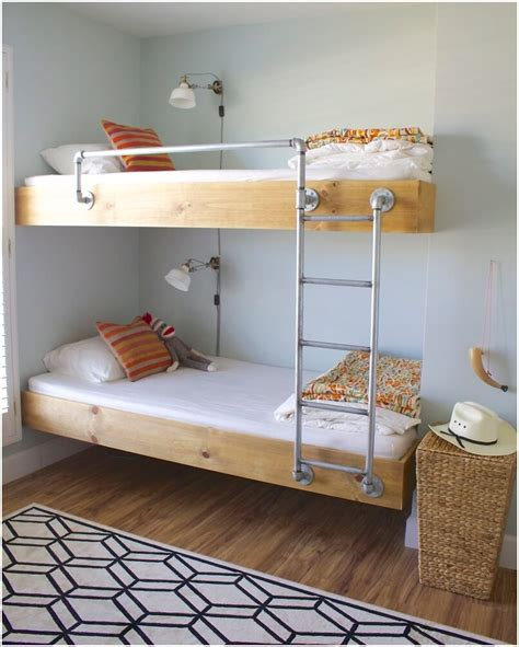 bunk beds ideas 10 cool diy bunk bed designs for