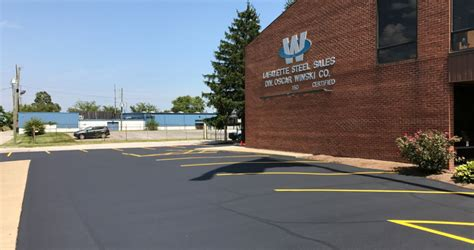 indianapolis rubber st aaa seal coating and paving