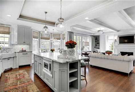 kitchen and lounge design combined open plan ideas for a combined family room kitchen the