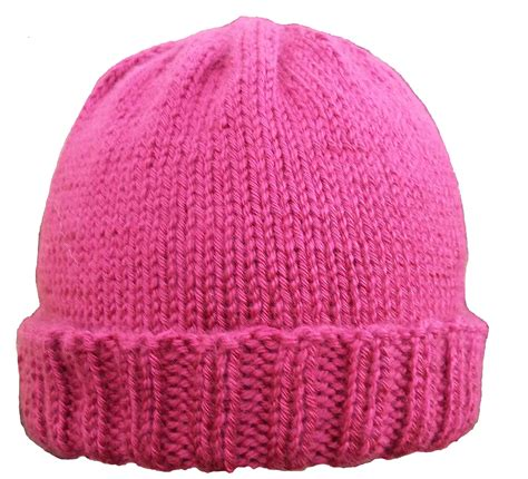 knit beanie pattern easy ribbed brim hat pattern easy knitting knitting patterns