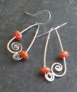 earrings with wire wire earring jewelry