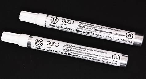 Volkswagen Touch Up Paint Pen by Touch Up Paint Pen Set Vw Audi Genuine Oe New Clear
