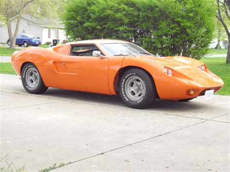 Volkswagen Kit Car by 1959 Vw Kit Car Of Gt40 Collectors Weekly