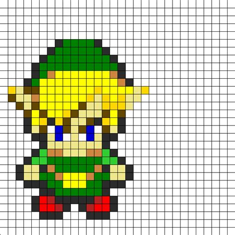how to make perler designs perler bead pattern bead sprites characters fuse
