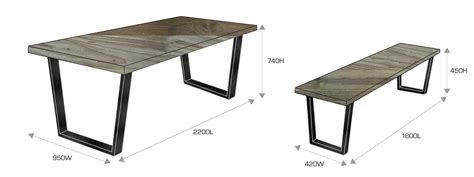 table dimensions dining bench dimensions 187 gallery dining