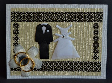 wedding card ideas to make black and gold wedding invitation allfreepapercrafts