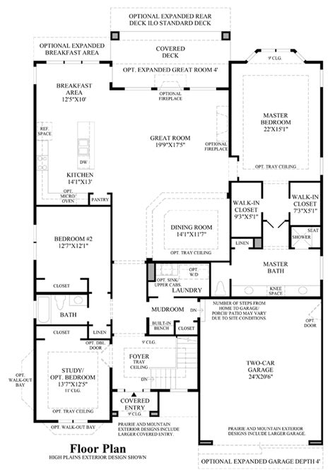 toll brothers floor plans anthem ranch by toll brothers the broomfield collection