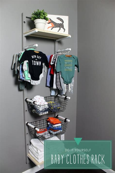 diy storage ideas for clothes best 25 baby clothes storage ideas on
