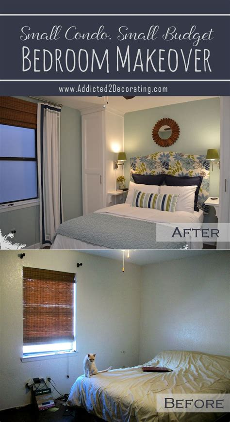 small bedroom makeover 25 best ideas about small condo decorating on