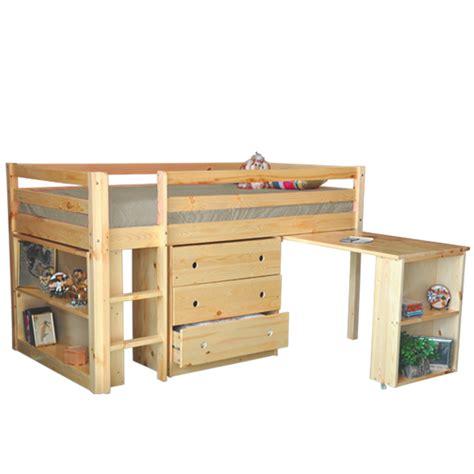 junior loft bunk bed junior size bunk beds junior loft bed in white finish