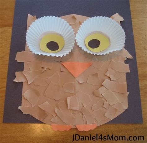 owl craft 25 best ideas about paper owls on met