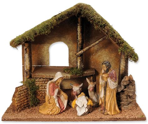 manger set vatican collection nativity set