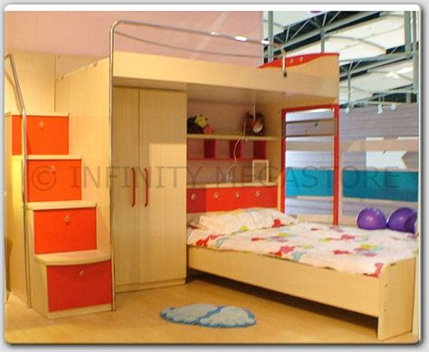 single and bunk bed infinity megastore single bunk bed and bunk bed