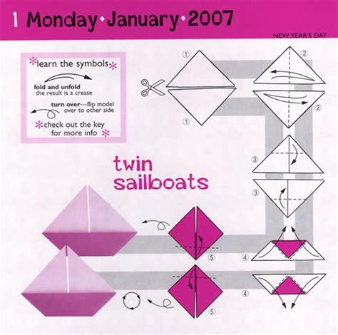 origami san boat pink paper boat origami 2016