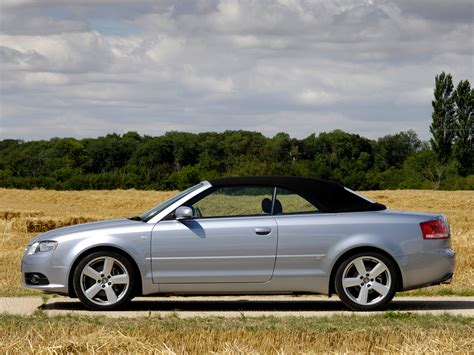 2008 Audi A4 Convertible by Audi A4 Cabriolet Specs 2005 2006 2007 2008