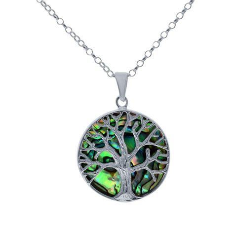 shell pendants jewelry paua shell pendant handmade celtic jewelry