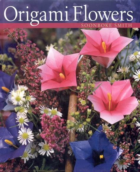 origami flowers book joost langeveld origami page
